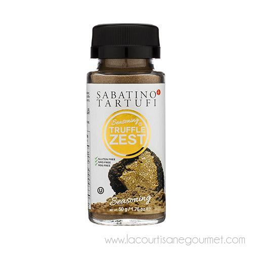 Sabatino Tartufi - Truffle Zest Seasoning 1.76 Oz - Truffle - La Courtisane Gourmet Food