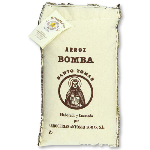 Santo Tomas Bomba Rice, 2.2 Pound - Rice - La Courtisane Gourmet Food