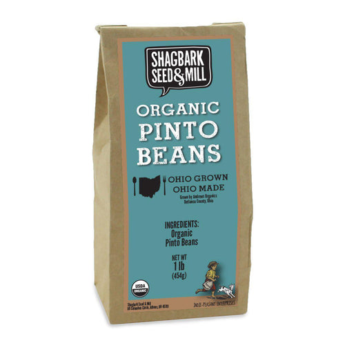 Shagbark's Sheed&Mill - Organic Pinto Beans - Beans - La Courtisane Gourmet Food