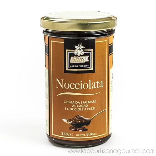 Slitti - Nocciolata 0.962 Pounds - Chocolate - La Courtisane Gourmet Food