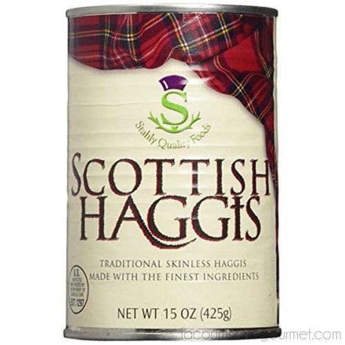 Stahly's - Traditional Scottish Haggis 15Oz, (Pack Of 2) - Canned Goods - La Courtisane Gourmet Food