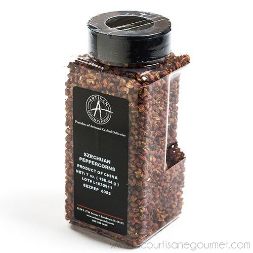 Szechuan - Peppercorns 7.5 oz - Pepper - La Courtisane Gourmet Food