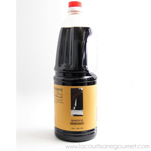 Takuko - Shoyu, Less Salt 1.8 L - Soy Sauce - La Courtisane Gourmet Food