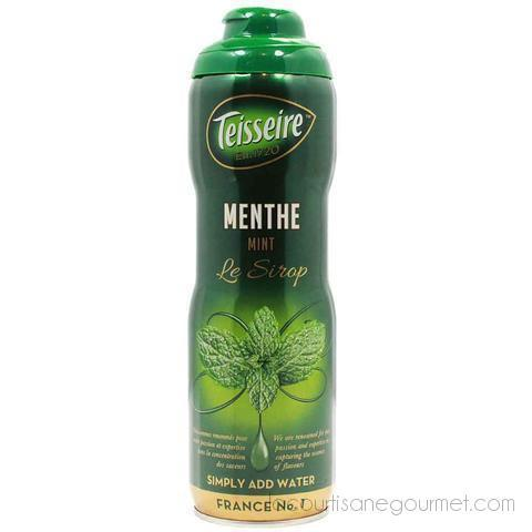 Teisseire French Mint Syrup 20 Oz - Syrup - La Courtisane Gourmet Food