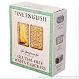 The Fine Cheese Co. - Fine English Gluten Free Water Crackers 6 oz - Crackers - La Courtisane Gourmet Food