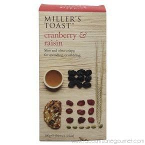 The Fine Cheese Co. - Miller's Toast 3.5 oz - Toast - La Courtisane Gourmet Food