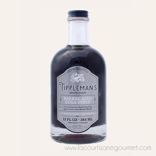Tipplemans - Barrel Aged Cola Syrup 13 oz - Syrup - La Courtisane Gourmet Food