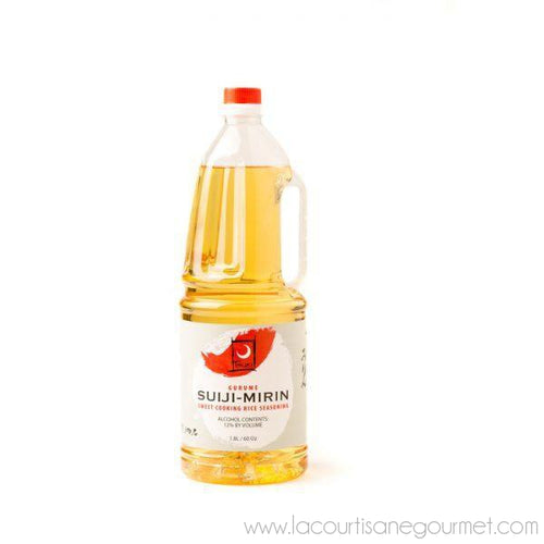 Tsuki - Suiji Mirin, Salted 1.8 L - Rice Vinegar - La Courtisane Gourmet Food