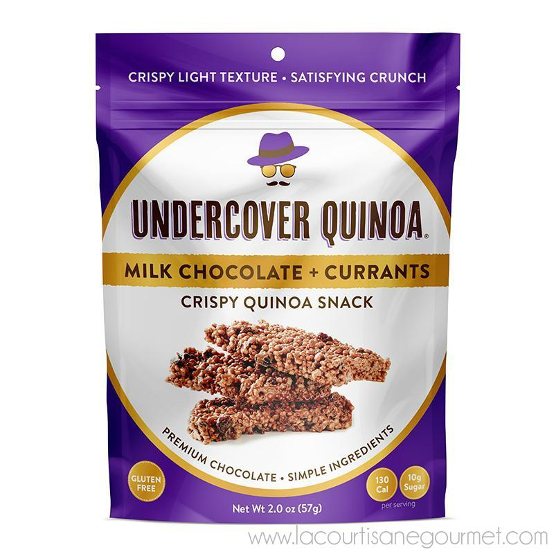 Undercover Quinoa 0.25 OZ - Snack - La Courtisane Gourmet Food