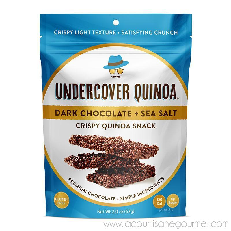 Undercover Quinoa 2 OZ - Snack - La Courtisane Gourmet Food