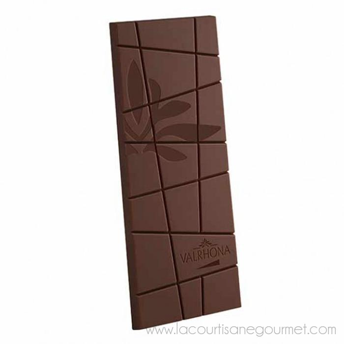Valrhona Abiano - Grand Cru 85% Dark Chocolate Bar, 70g (2.5oz) - Chocolate - La Courtisane Gourmet Food