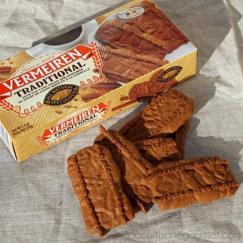 Vermeiren - Traditional Speculoos Cookies 4.4 oz - Biscuit - La Courtisane Gourmet Food