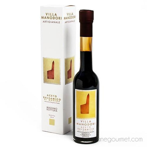 Villa Manodori - Balsamic Vinegar - 8.45 Oz - Balsamic Vinegar - La Courtisane Gourmet Food