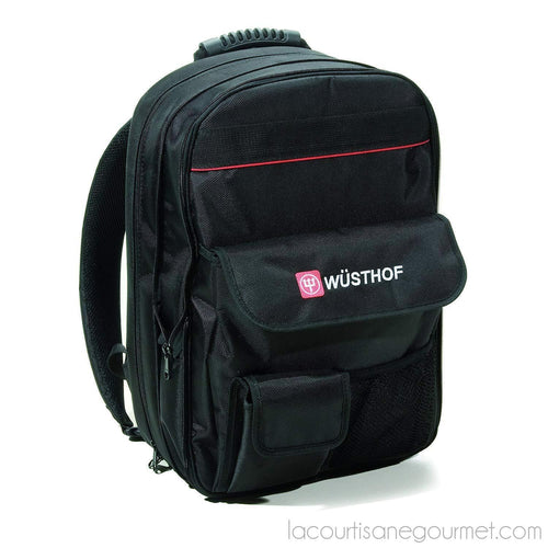 Wusthof Chef'S Backpack With Knife Insert - Knives - La Courtisane Gourmet Food