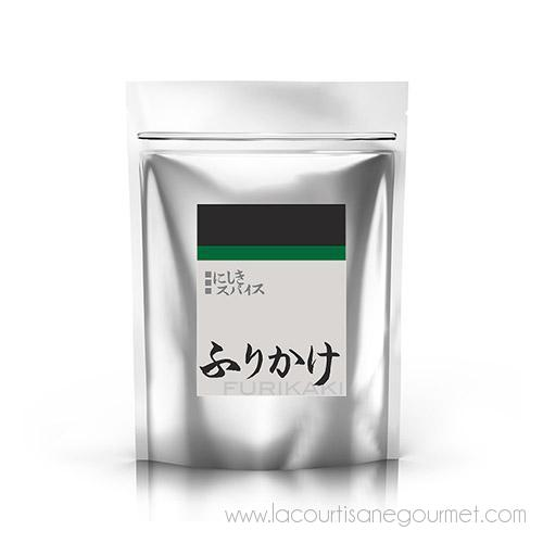 Yuzu Furikake 10.58 oz - Topping - La Courtisane Gourmet Food