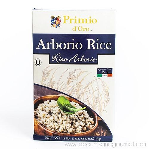 Zerto - Arborio Rice 2lb - Rice - La Courtisane Gourmet Food