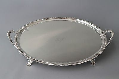 Georgian Silver Tray