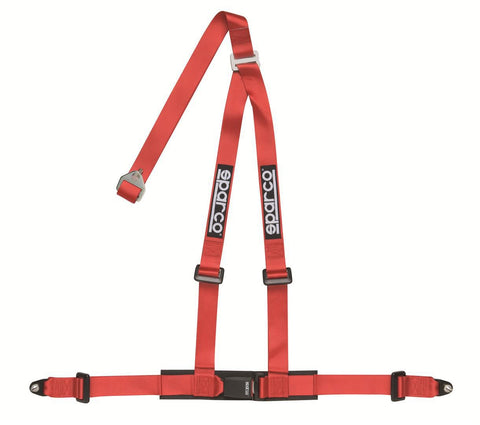 "Sparco Harness - 2"" 3PT Bolt-In"