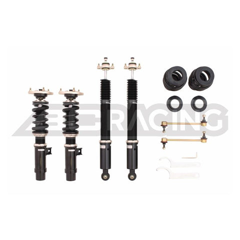 BC RACING BR COILOVERS - 1999-2005 BMW 3 Series Sedan (E46) - I-02