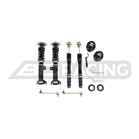 BC RACING BR COILOVERS - 2006-2008 BMW Z4 M - I-22