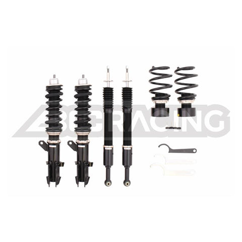 BC RACING BR COILOVERS - Honda Fit 2007-2008 (GD3) - A-24