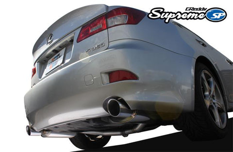 GReddy Supreme SP - 06-13 Lexus IS350/IS250