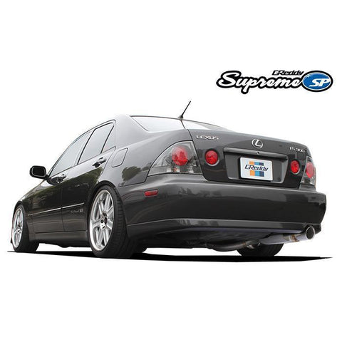 GReddy Supreme SP - 01-05 Lexus IS300