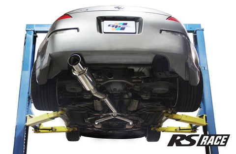 GReddy GPP RS Race - 03-08 Nissan 350Z (Full Y-Back System)