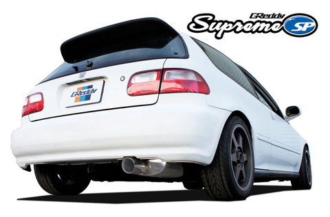 GReddy Supreme SP - 92-95 Honda Civic Hatchback
