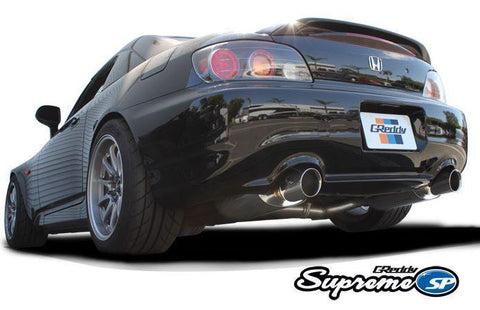 GReddy Supreme SP - 00-09 Honda S2000