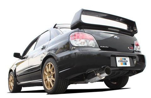 GReddy Revolution RS - 02-07 Subaru WRX/STI