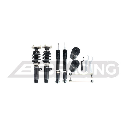 BC RACING BR COILOVERS - 2011-2012 BMW 1 Series M-Coupe (E82M) - I-21