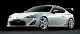 FRS Sitting on Advan GT - System Motorsports