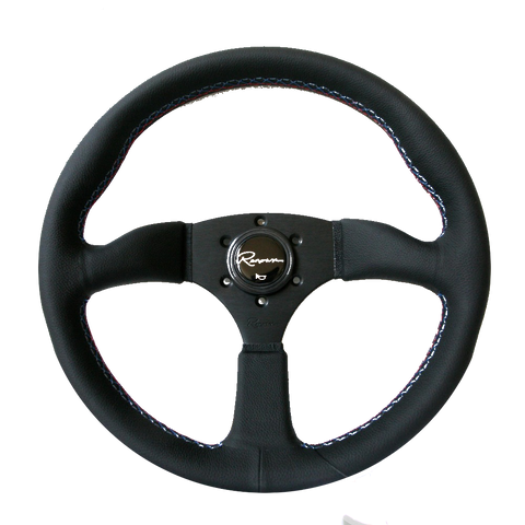 Renown 130R Dark Steering Wheel (350mm)