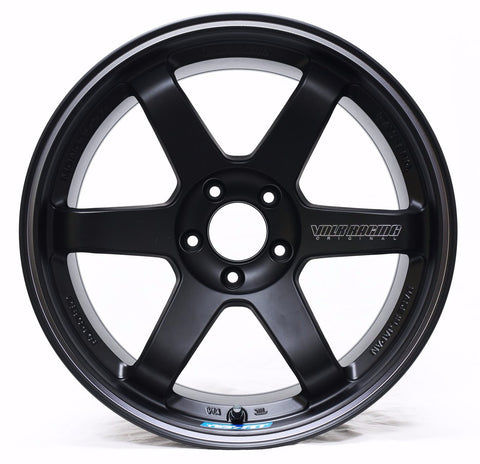 "Volk Racing TE37RT - 18"" (Porsche)"
