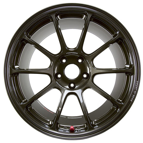 Volk Racing ZE40 - 18x9.5 +43 5x100 - Diamond Dark Gunmetal *Set of 4*