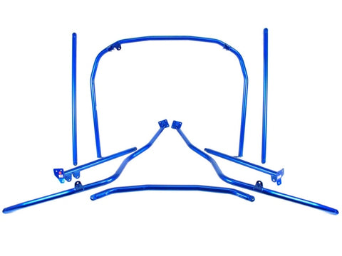 Cusco 4 Point Roll Bar & Harness Bar - 2013+ Scion FRS / Subaru BRZ
