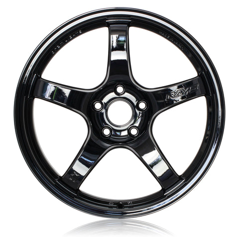 Rays Gramlights 57CR - 19x9.5 +25 / 19x10.5 +35 / 5x112 (Supra A90 Fitment) *Set of 4*