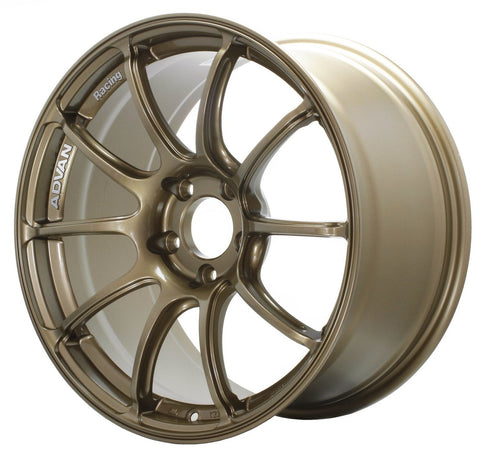 Advan RZII - 18x9.5 +45, 5x114.3 -  Bronze *Set of 4*