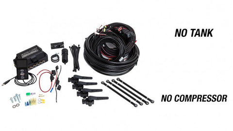 "Air Lift Performance 3H - 3/8"" Air Line, No Tank, No Compressor"