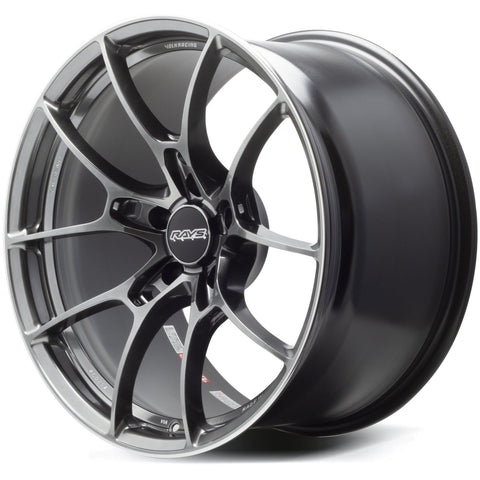 Volk Racing G025 - 19x9.5 +44 5x120 Formula Silver *Set of 4*