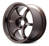 Advan Racing R6 - 18x9.5 +38 5x114.3 Racing Copper Bronze *Set of 4*