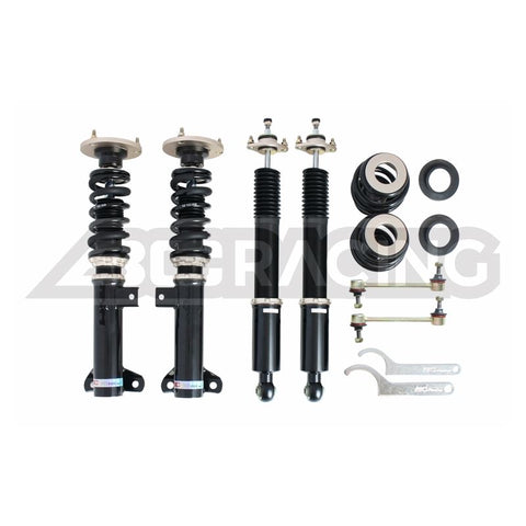 BC RACING BR COILOVERS - 1992-1998 BMW 3 Series Sedan (E36) - I-01