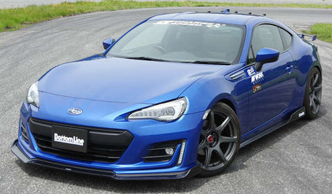 ChargeSpeed Bottom Line T2 Full Lip Kit (CF) - 2017-2018 Subaru BRZ
