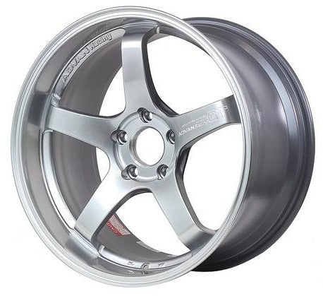 *SET of 4* Advan GT Premium 19x9.5 / 19x10.5 - BMW F80/F82 M3/M4 Fitment - Hyper Silver