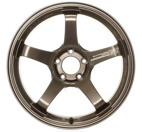 Advan Racing GT Premium - 19x9.5 +22 / 19x10.5 +35 5x112 - Umber Bronze (Supra A90 Spec) *Set of 4*