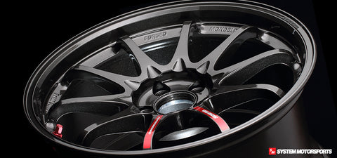 Volk Racing CE28 Club Racer II Black Edition - 18x9.5 +38, 5x120 (FK8 Civic Type R Spec)