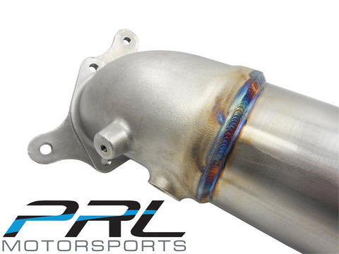 PRL Catted Street Downpipe Upgrade - Honda Civic Type R FK8 17+