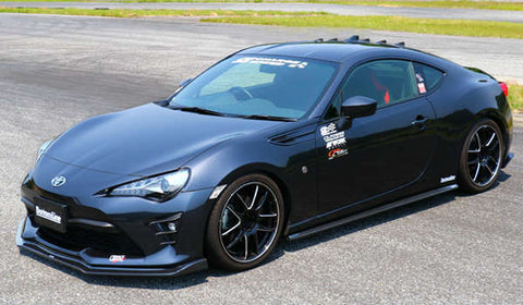 Chargespeed toyota 86 lip
