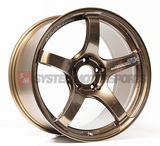 Advan TC4 - 18x9.5 +45, 5x114.3 -  Bronze *Set of 4*